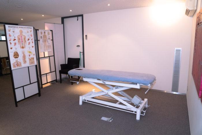 behandelkamer boven fysiopaleiskwartier